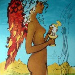 Love's Promise Lithograph by Salvador Dali
